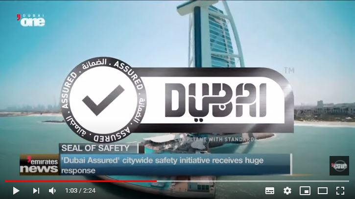 """Dubai Assured"", a citywide safety initiative"