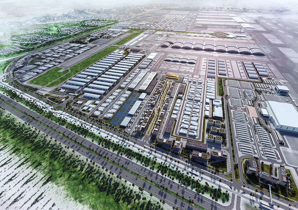Hypermotion Dubai Industry News - Etihad Rail: inside the UAE's ambitious railway megaproject in a quiet Abu Dhabi village
