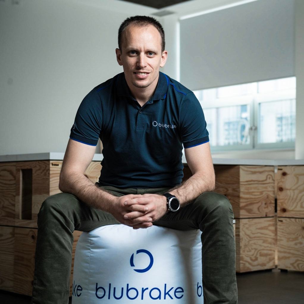Hypermotion Dubai Industry News - Italian mobility startup Blubrake banks $6 million for braking system that makes e-bikes safer