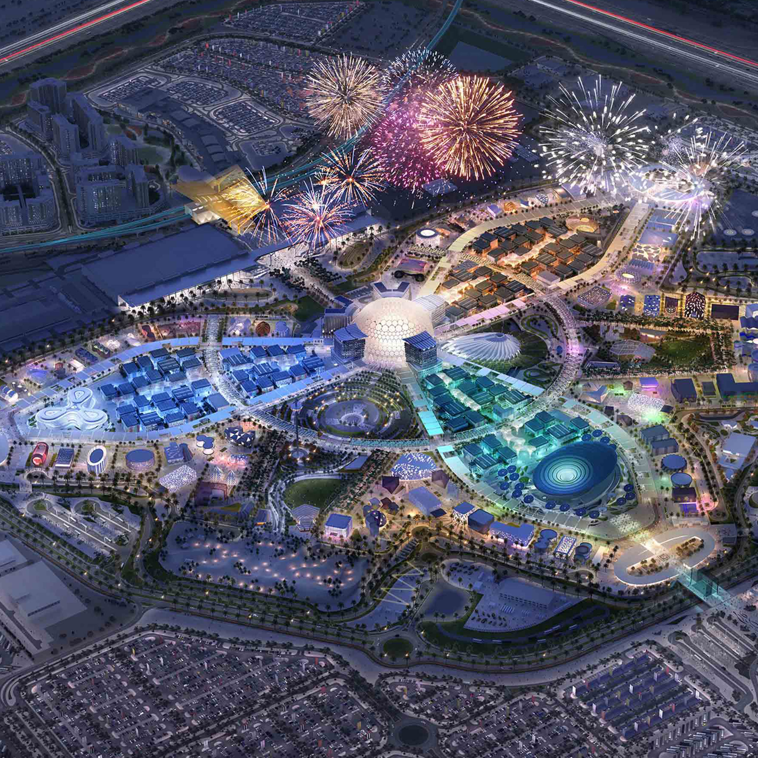 Hypermotion Dubai Industry News - Expo 2020